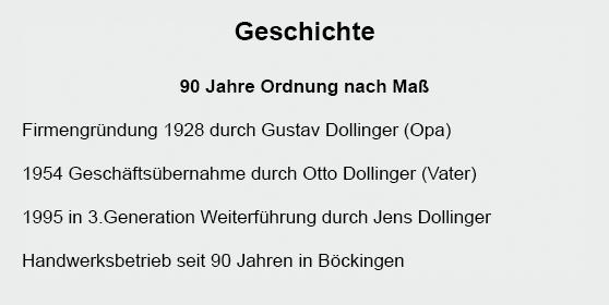 Handwerksbetrieb für 74934 Reichartshausen